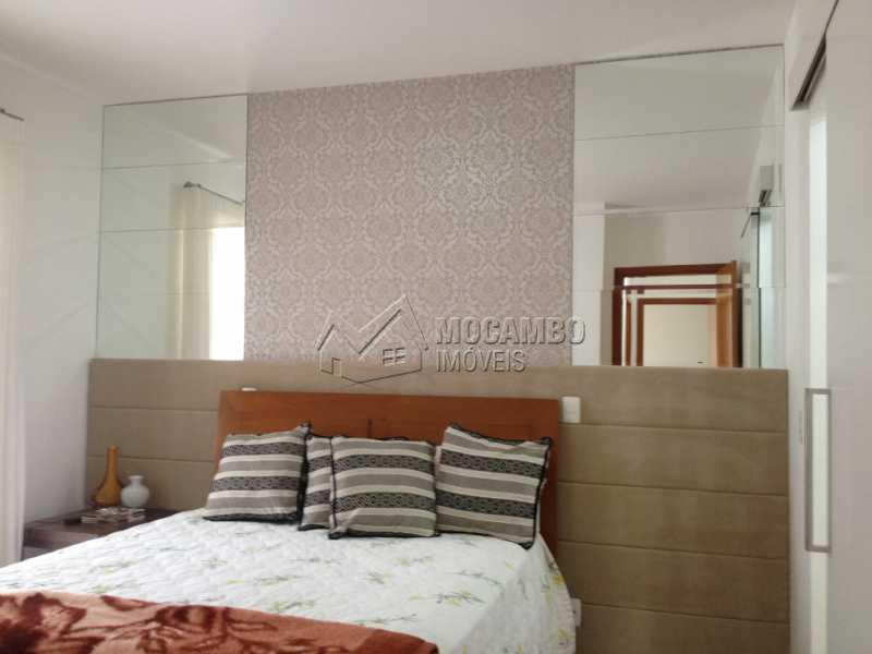 Suíte com Closet - Apartamento Condomínio Edifício Raritá, Avenida Prudente de Moraes,Itatiba, Centro,Vila Santa Cruz, SP À Venda, 3 Quartos, 120m² - FCAP30270 - 13