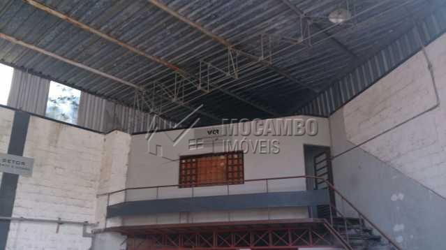 Galpão industrial - Galpão 500m² Para Alugar Itatiba,SP - R$ 3.500 - FCGA00072 - 5