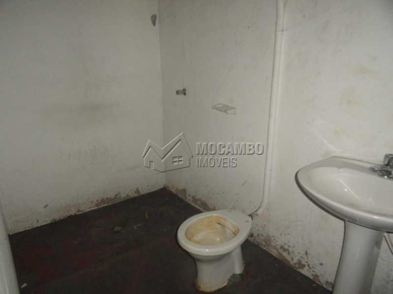Banheiro - Galpão 251m² para alugar Itatiba,SP - R$ 2.500 - FCGA00073 - 7