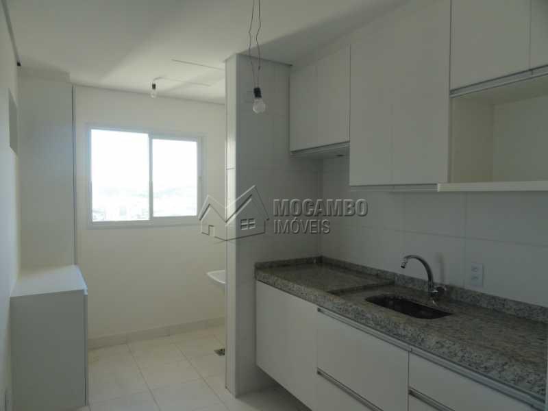 Cozinha - Apartamento 3 quartos para alugar Itatiba,SP - R$ 1.650 - FCAP30278 - 5