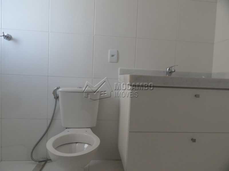 Banheiro Suíte - Apartamento 3 quartos para alugar Itatiba,SP - R$ 1.650 - FCAP30278 - 10