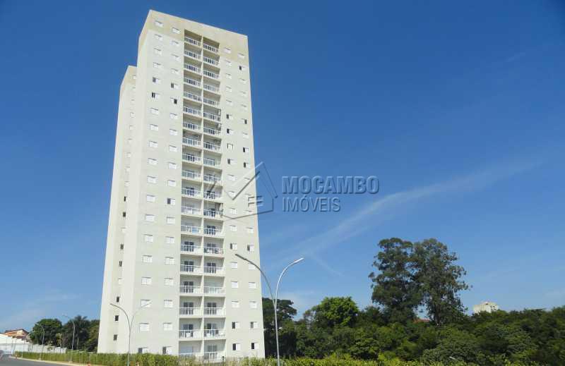 Fachada - Apartamento 3 quartos para alugar Itatiba,SP - R$ 1.650 - FCAP30278 - 1