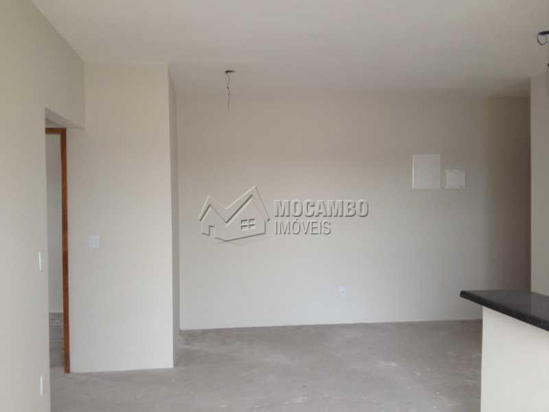Sala 02 Ambientes - Apartamento 2 quartos à venda Itatiba,SP - R$ 290.000 - FCAP20300 - 4