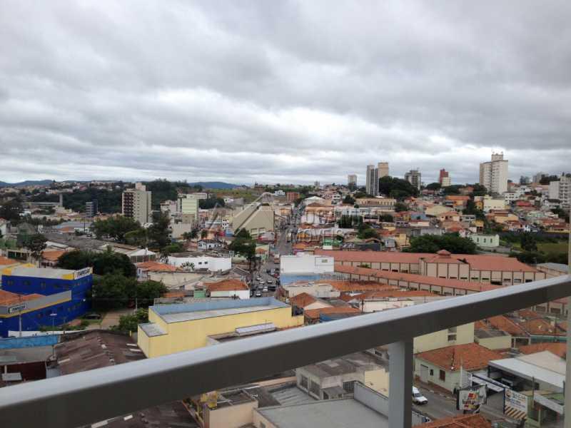 Varanda - Apartamento 2 quartos à venda Itatiba,SP - R$ 290.000 - FCAP20301 - 9