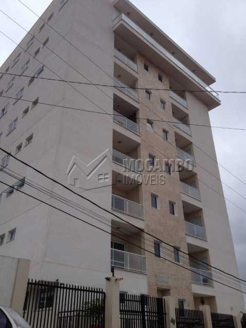 Fachada - Apartamento 2 quartos à venda Itatiba,SP - R$ 290.000 - FCAP20302 - 8