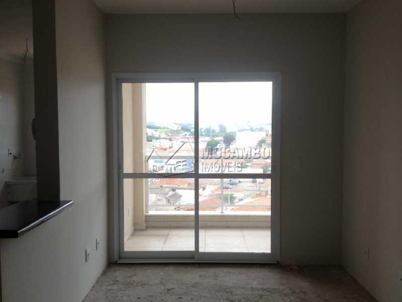 Sala e Varanda - Apartamento 2 quartos à venda Itatiba,SP - R$ 290.000 - FCAP20302 - 3