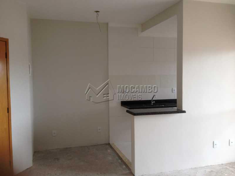 Cozinha - Apartamento 2 quartos à venda Itatiba,SP - R$ 290.000 - FCAP20302 - 4