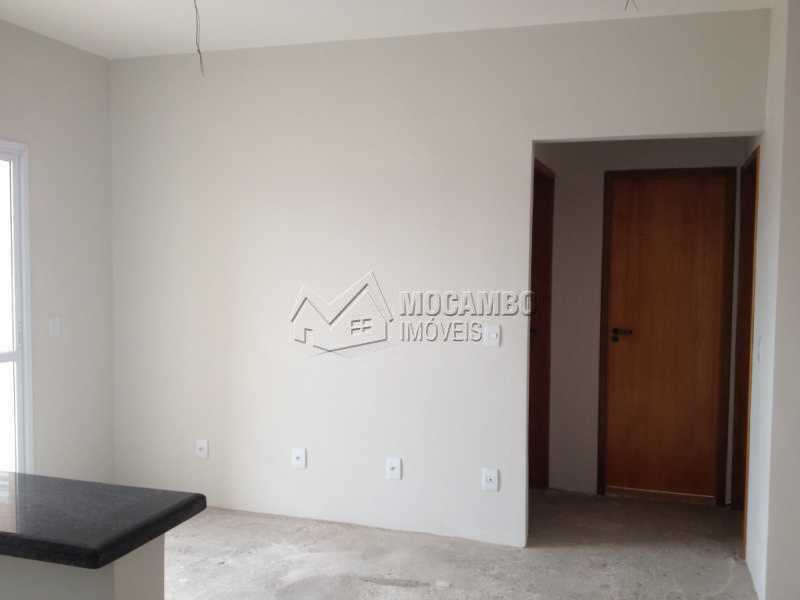 Sala 02 Ambientes - Apartamento 2 quartos à venda Itatiba,SP - R$ 290.000 - FCAP20302 - 5