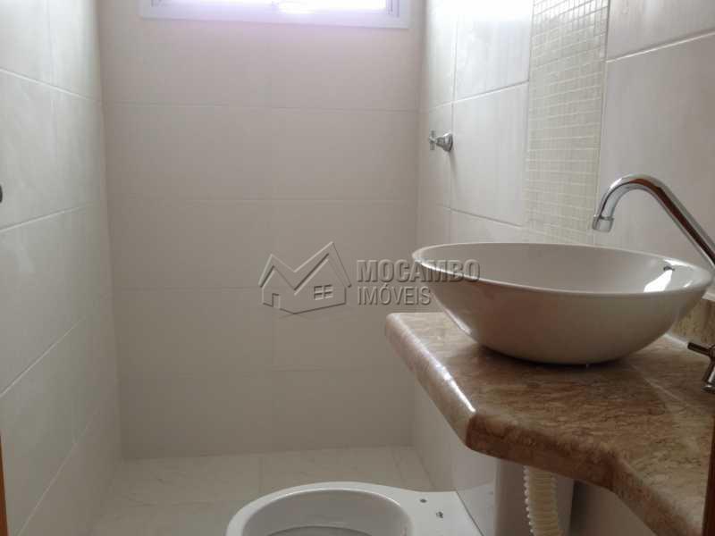 Banheiro Social - Apartamento 2 quartos à venda Itatiba,SP - R$ 290.000 - FCAP20303 - 6