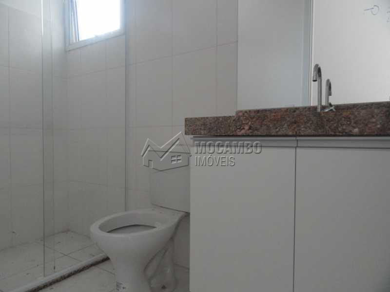 Banheiro Suíte - Apartamento 2 quartos para alugar Itatiba,SP - R$ 1.250 - FCAP20305 - 12