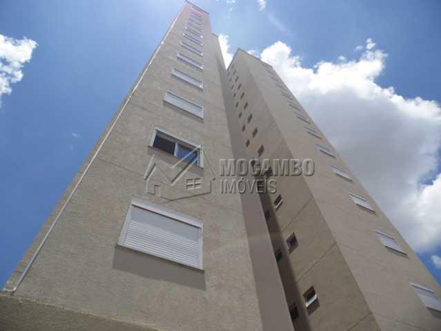 Edifício - Apartamento 2 quartos para alugar Itatiba,SP - R$ 1.250 - FCAP20305 - 1