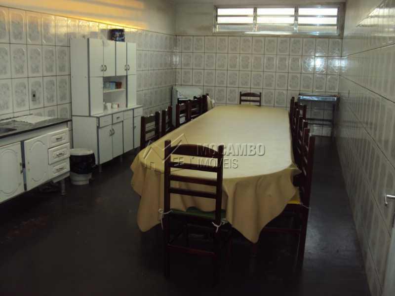 refeitorio galpao 1 - Galpão Para Alugar - Itatiba - SP - Residencial Moenda - FCGA00075 - 7