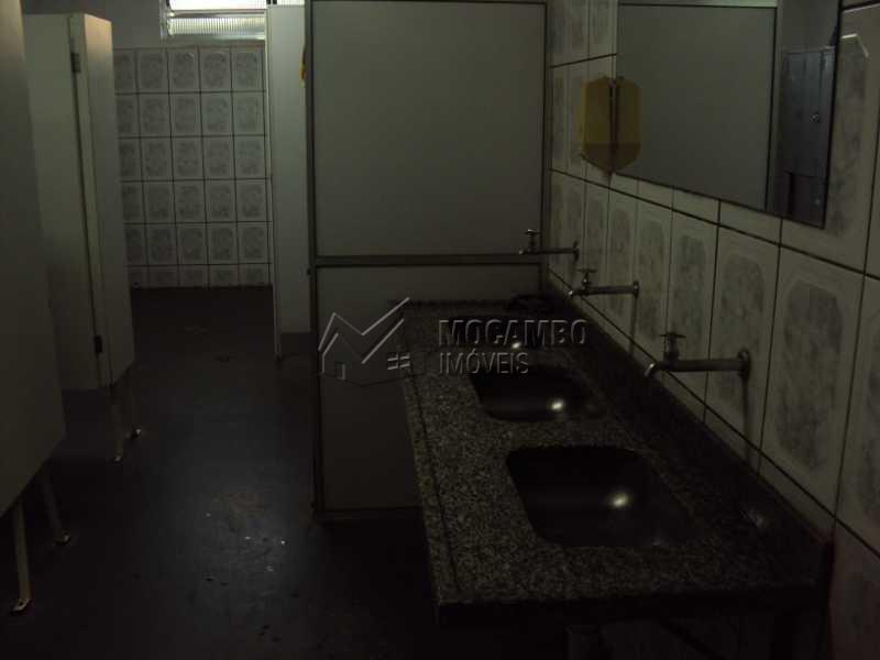 vestuario galpao 1 - Galpão Para Alugar - Itatiba - SP - Residencial Moenda - FCGA00075 - 8