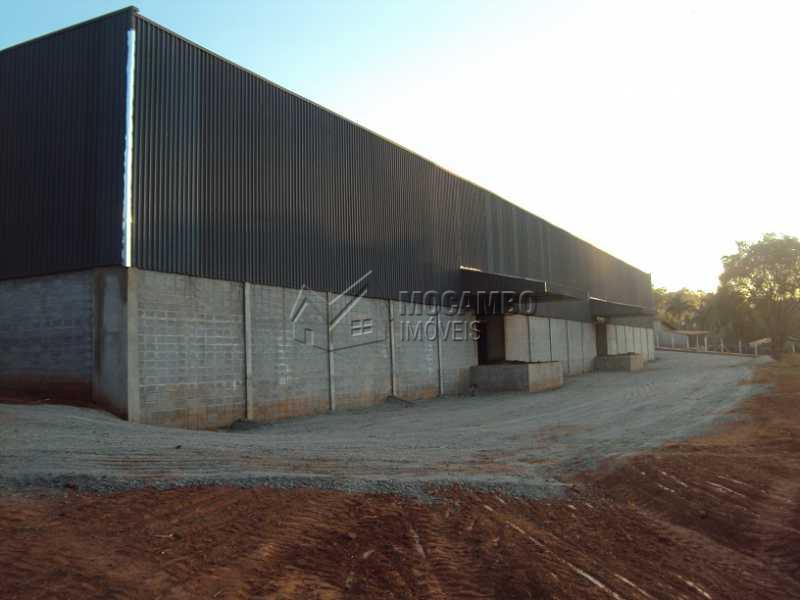 lateral  galpao  - Galpão 3000m² à venda Itatiba,SP - R$ 7.900.000 - FCGA00076 - 6