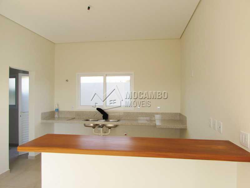 Cozinha - Casa em Condomínio 3 quartos à venda Itatiba,SP - R$ 1.100.000 - FCCN30152 - 5