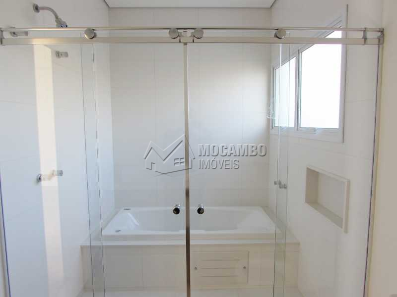 Suíte Master - Casa em Condomínio 3 quartos à venda Itatiba,SP - R$ 1.100.000 - FCCN30152 - 12