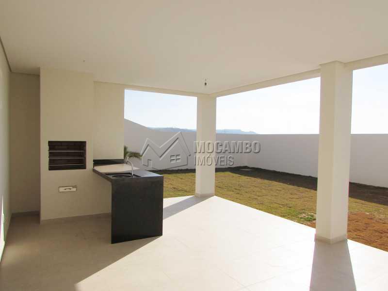 Espaço Gourmet - Casa em Condomínio 3 quartos à venda Itatiba,SP - R$ 1.100.000 - FCCN30152 - 17