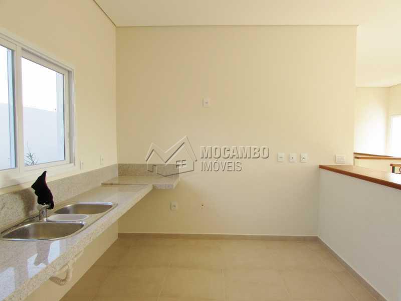 Cozinha - Casa em Condomínio 3 quartos à venda Itatiba,SP - R$ 1.100.000 - FCCN30152 - 20