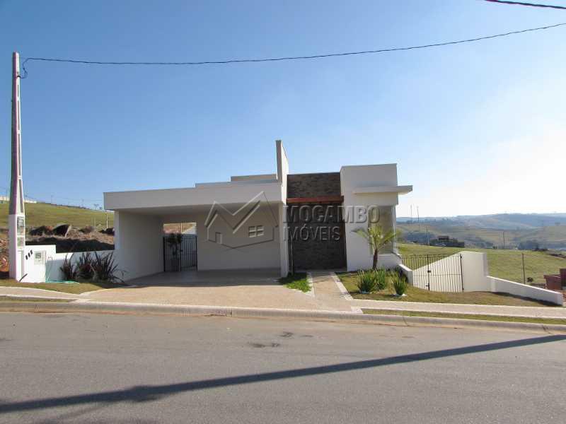 Fachada - Casa em Condomínio 3 quartos à venda Itatiba,SP - R$ 1.100.000 - FCCN30152 - 3