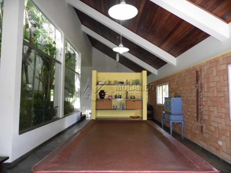 sala 2 ambientes - Casa em Condominio PARA ALUGAR, Condomínio Capela do Barreiro, Condomínio Capela do Barreiro, Itatiba, SP - FCCN50006 - 6