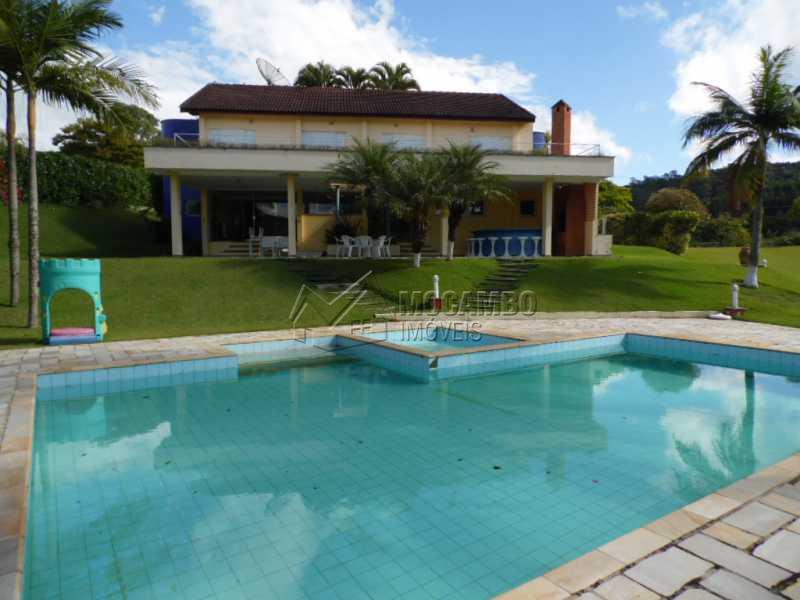 piscina adulto e infantil - Casa em Condominio PARA ALUGAR, Condomínio Capela do Barreiro, Condomínio Capela do Barreiro, Itatiba, SP - FCCN50006 - 4