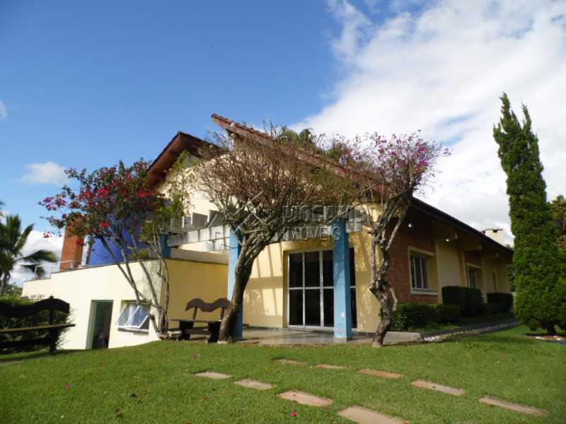 fachada - Casa em Condominio PARA ALUGAR, Condomínio Capela do Barreiro, Condomínio Capela do Barreiro, Itatiba, SP - FCCN50006 - 1
