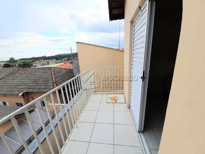 Varanda da Suíte  - Casa 2 quartos à venda Itatiba,SP - R$ 350.000 - FCCA20550 - 11