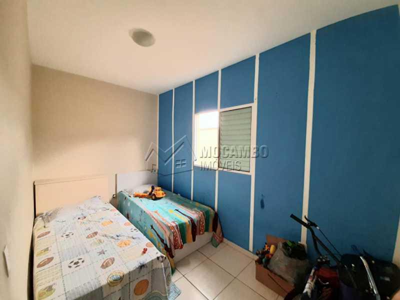 Dormitório  - Casa 2 quartos à venda Itatiba,SP - R$ 350.000 - FCCA20550 - 8