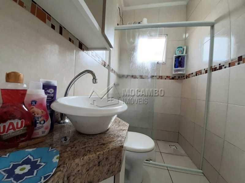 Banheiro Social  - Casa 2 quartos à venda Itatiba,SP - R$ 350.000 - FCCA20550 - 7