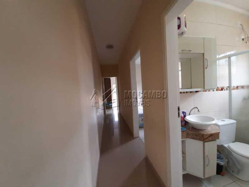 Acesso aos Dormitórios - Casa 2 quartos à venda Itatiba,SP - R$ 350.000 - FCCA20550 - 6