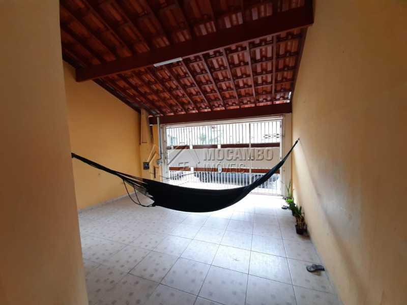 Garagem  - Casa 2 quartos à venda Itatiba,SP - R$ 350.000 - FCCA20550 - 17