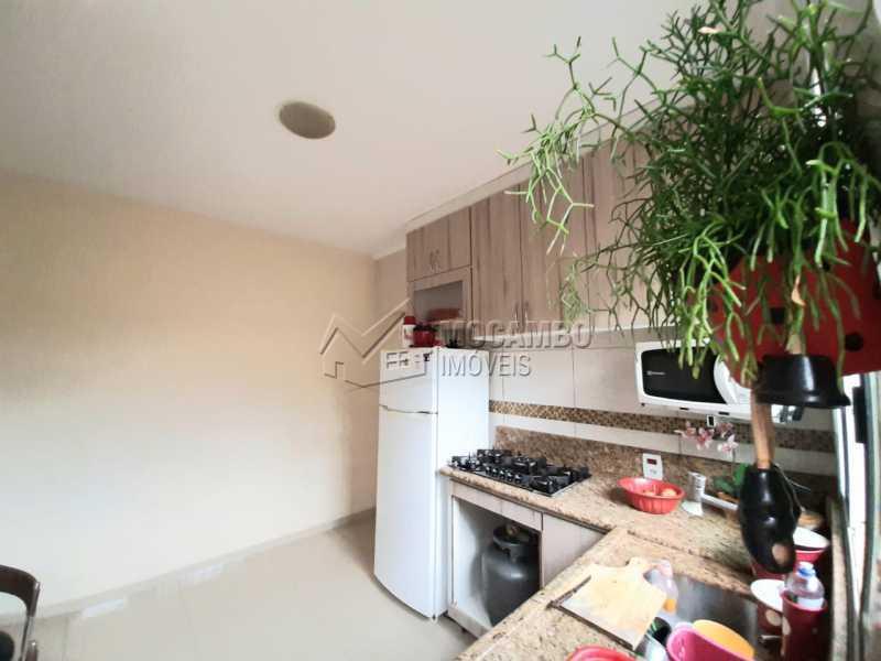 Cozinha  - Casa 2 quartos à venda Itatiba,SP - R$ 350.000 - FCCA20550 - 5