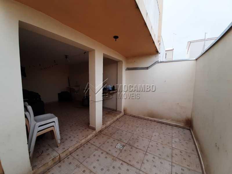 Quintal  - Casa 2 quartos à venda Itatiba,SP - R$ 350.000 - FCCA20550 - 15