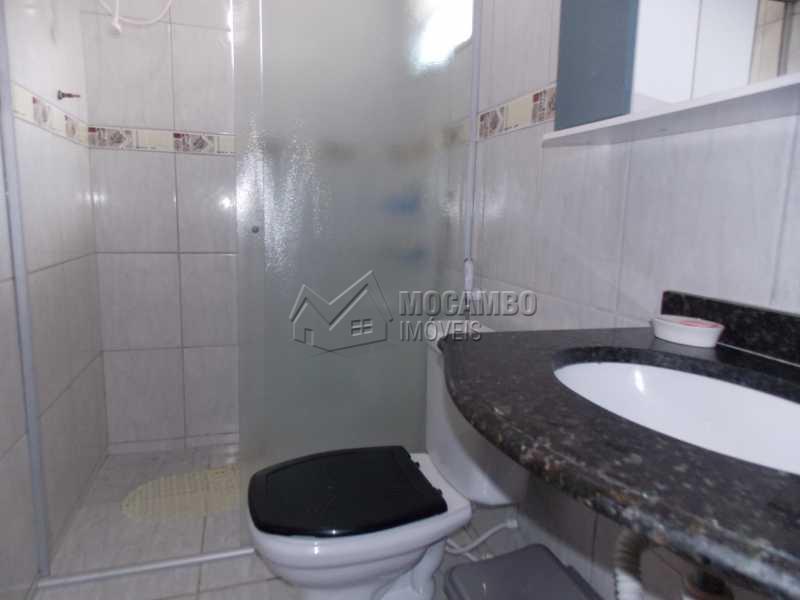 Banheiro Suíte - Casa Itatiba, Jardim Novo Horizonte, SP À Venda, 3 Quartos, 69m² - FCCA30697 - 6