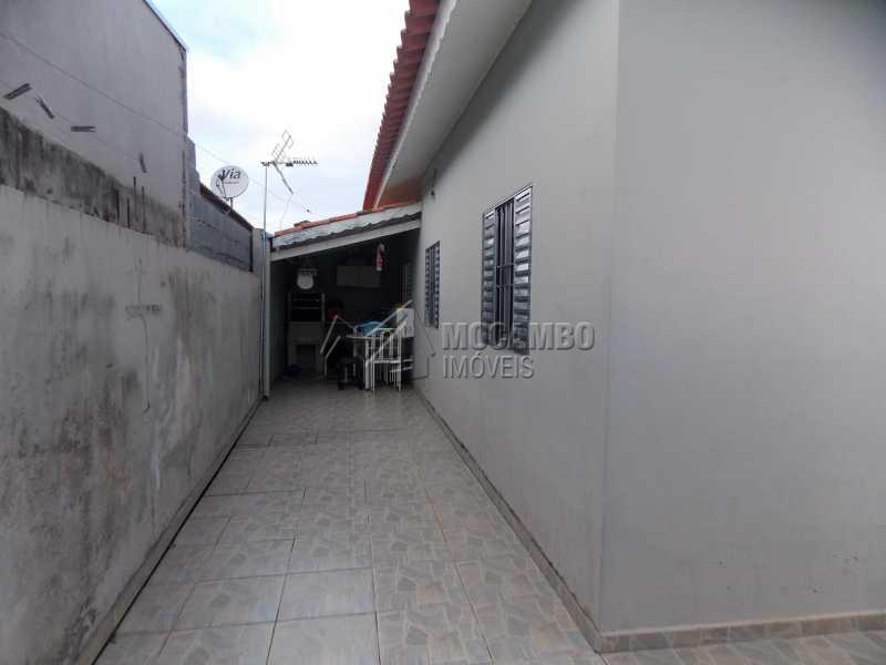 área externa - Casa Itatiba, Jardim Novo Horizonte, SP À Venda, 3 Quartos, 69m² - FCCA30697 - 13