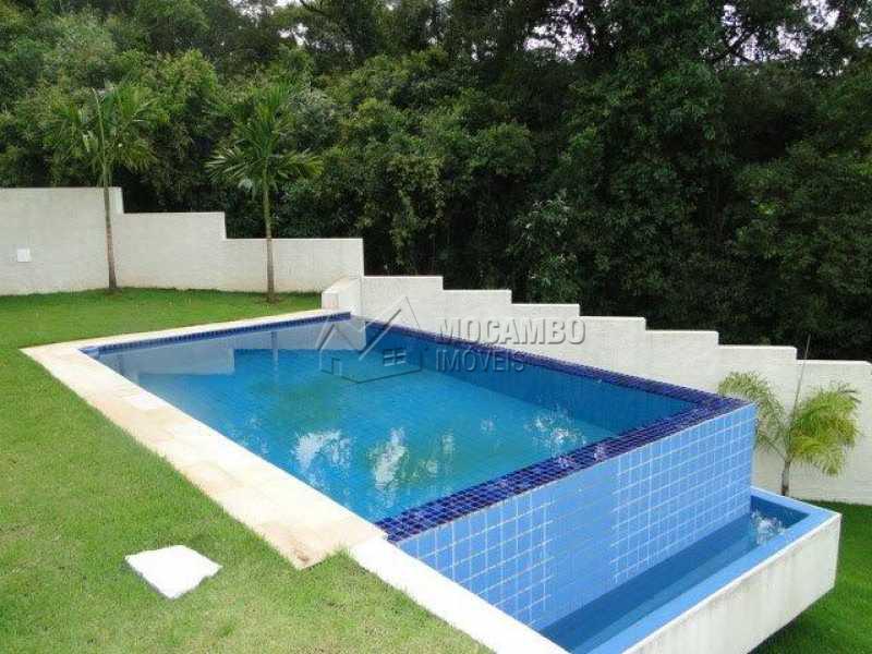 Área de Piscina - Casa em Condomínio 3 Quartos À Venda Itatiba,SP - R$ 1.100.000 - FCCN30160 - 8