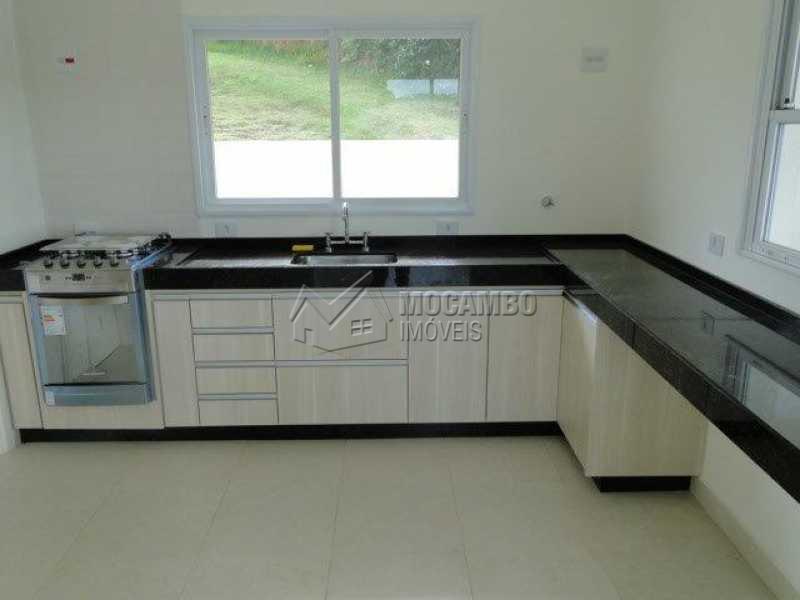 Cozinha - Casa em Condomínio 3 Quartos À Venda Itatiba,SP - R$ 1.100.000 - FCCN30160 - 6