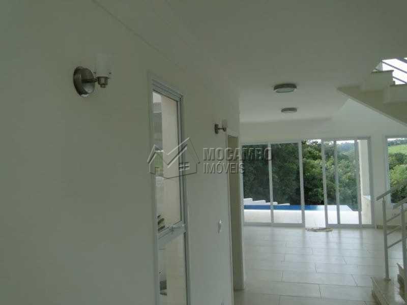 Sala - Casa em Condomínio 3 Quartos À Venda Itatiba,SP - R$ 1.100.000 - FCCN30160 - 4
