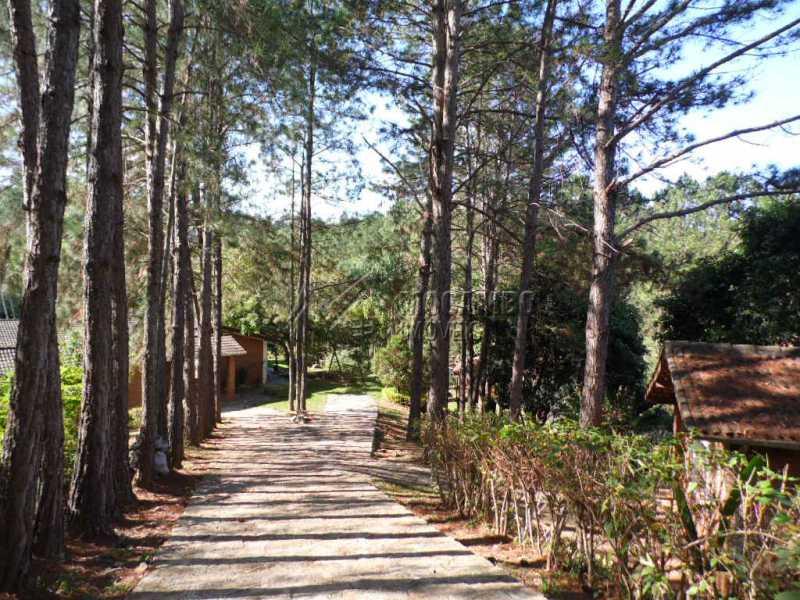 entrada - Casa em Condomínio 3 quartos à venda Itatiba,SP - R$ 850.000 - FCCN30161 - 3