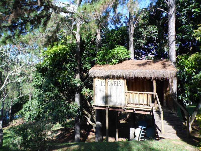 casa de árvore - Casa em Condomínio 3 quartos à venda Itatiba,SP - R$ 850.000 - FCCN30161 - 4
