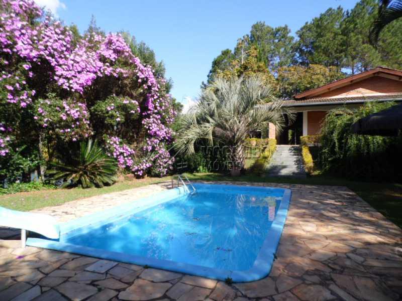 piscina - Casa em Condomínio 3 quartos à venda Itatiba,SP - R$ 850.000 - FCCN30161 - 1