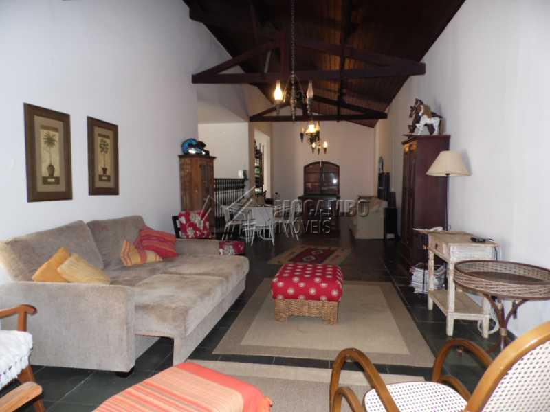 sala de estar 3 ambientes - Casa em Condomínio 3 quartos à venda Itatiba,SP - R$ 850.000 - FCCN30161 - 17