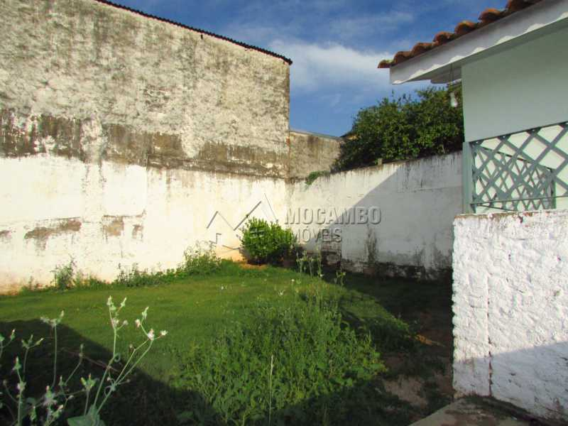 Quintal  - Casa 3 quartos à venda Itatiba,SP - R$ 390.000 - FCCA30700 - 21