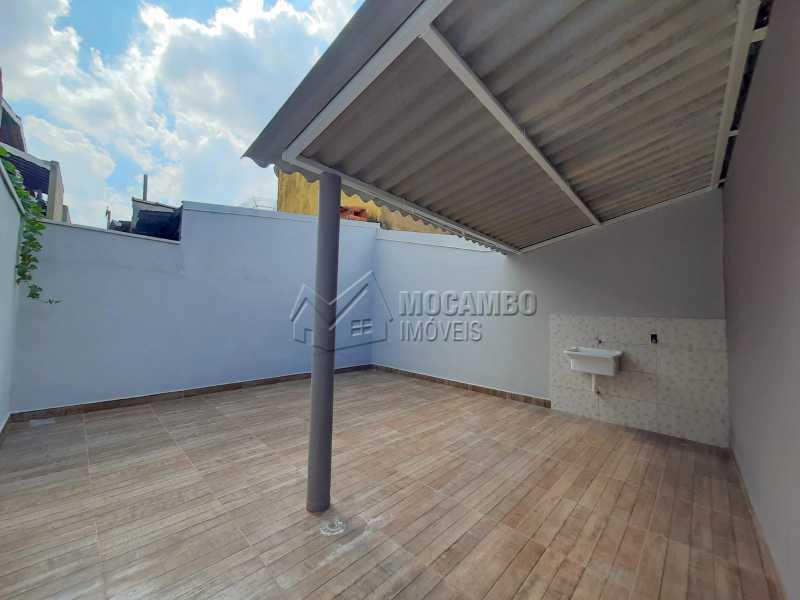 Lavanderia - Casa 3 quartos à venda Itatiba,SP - R$ 275.000 - FCCA31478 - 14