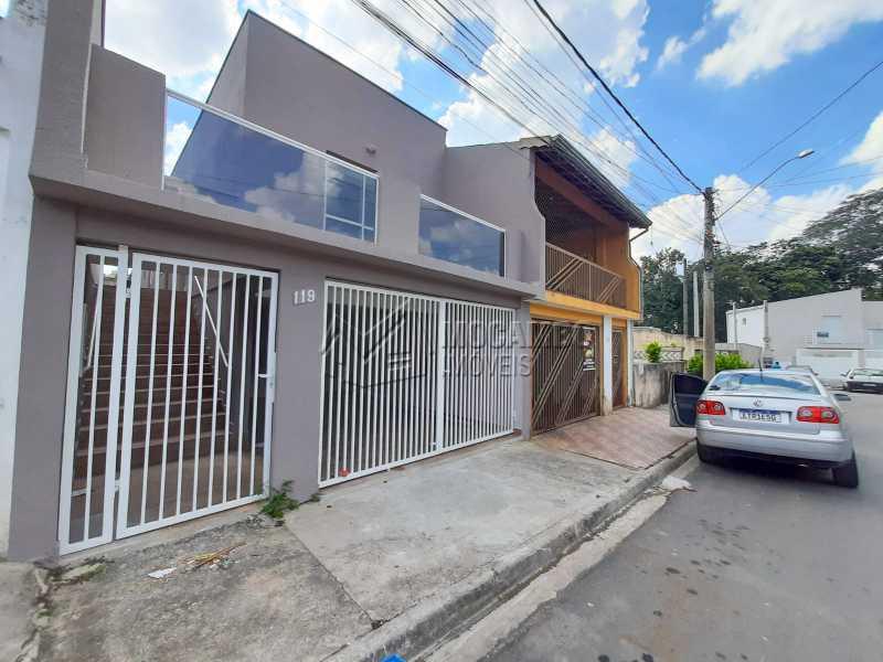 Frente - Casa 3 quartos à venda Itatiba,SP - R$ 275.000 - FCCA31478 - 18