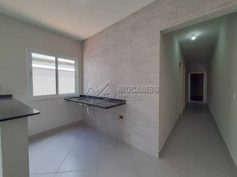 Cozinha Americana - Casa 3 quartos à venda Itatiba,SP - R$ 275.000 - FCCA31478 - 7