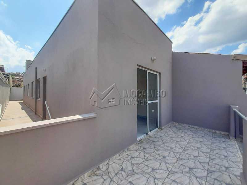Sacada - Casa 3 quartos à venda Itatiba,SP - R$ 275.000 - FCCA31478 - 3