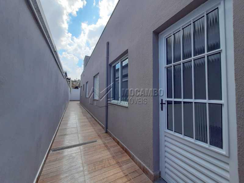 Corredor Lateral - Casa 3 quartos à venda Itatiba,SP - R$ 275.000 - FCCA31478 - 13