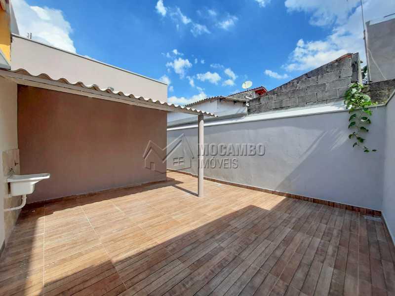Quintal - Casa 3 quartos à venda Itatiba,SP - R$ 275.000 - FCCA31478 - 16