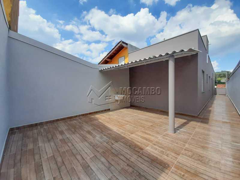 Quintal - Casa 3 quartos à venda Itatiba,SP - R$ 275.000 - FCCA31478 - 15